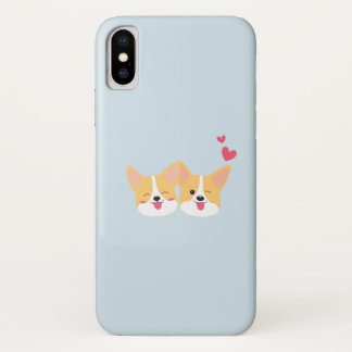 Cute Corgi Dog Iphone X Case