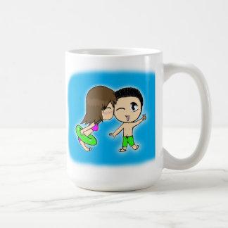 Cute Couple Coffee Mug