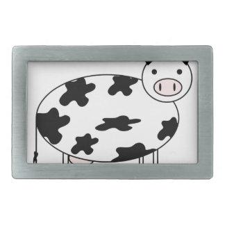 Cute Cow Belt Buckle