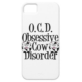 Cute Cow iPhone 5 Covers