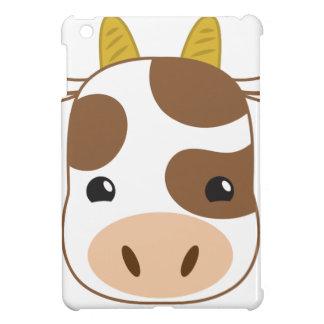 cute cow face case for the iPad mini