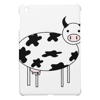 Cute Cow iPad Mini Cover