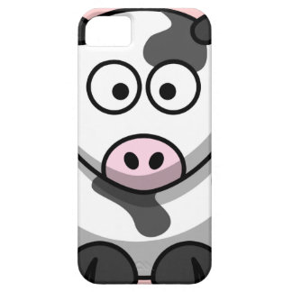 Cute Cow iPhone 5 Cover