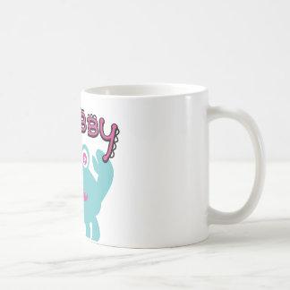 Cute Crabby Kawaii Coffee Mugs