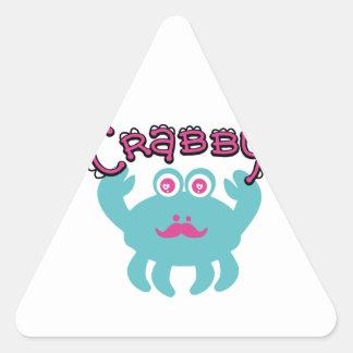 Cute Crabby Kawaii Stickers