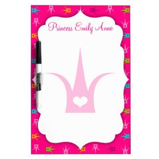 Cute Crowns Dry Erase Board