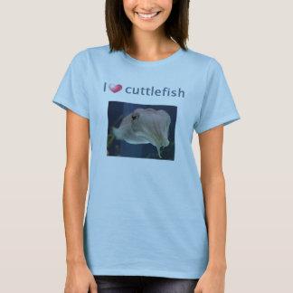 Cute Cuddlefish T-shirt