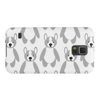 Cute cuddly and Lovable Boston Terriers Galaxy S5 Case