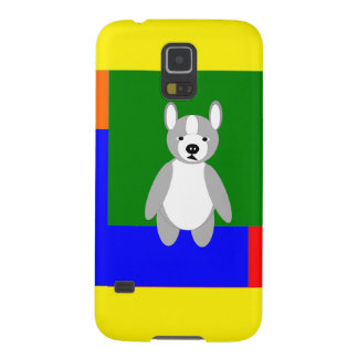 Cute cuddly and Lovable Boston Terriers Galaxy S5 Cover