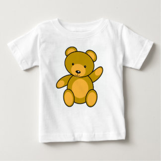 Cute Cuddly Teddy Bear Baby T-Shirt