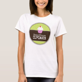 Cute Cupcake Bakery T-Shirt