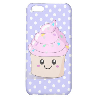 Cute Cupcake Cover For iPhone 5C