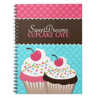 Cute Cupcake Note Book