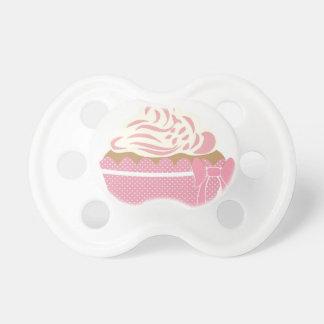 Cute Cupcake Pink Pacifier