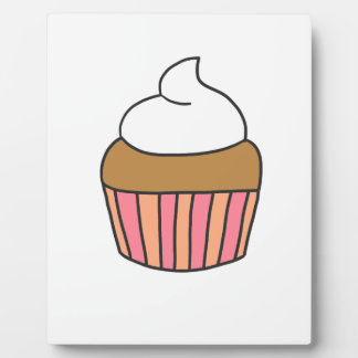 CUTE CUPCAKE PLAQUE
