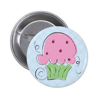 Cute Cupcake Reward Button