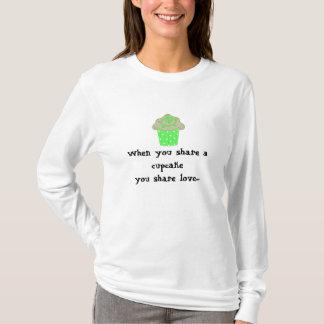 Cute Cupcake Saying T-Shirt