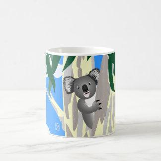 Cute & Curious Koala Naturescope Mug
