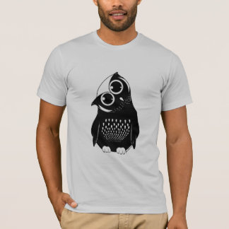 Cute Curious Owl T-Shirt
