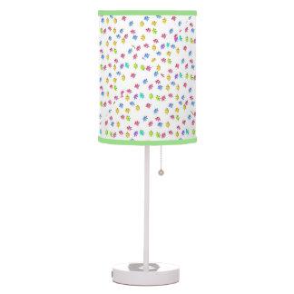 Cute Custom Puzzle Lamp