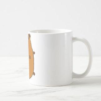 cute customizable gopher coffee mug
