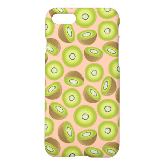 Cute Cut Kiwi Pattern iPhone 8/7 Case