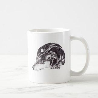 Cute Dachshund Mug