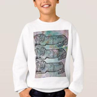 Cute Dachshund Sweatshirt