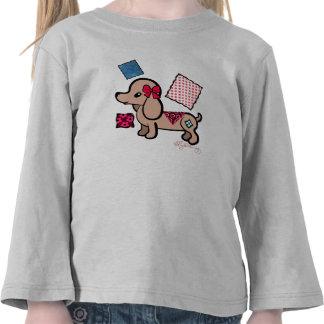 Cute Dachshund Tee Shirts
