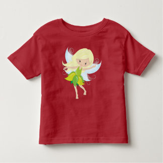 Cute Dancing Fairy Nymph Toddler T-shirt
