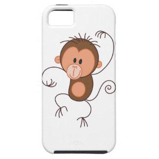 Cute Dancing Monkey iPhone 5 Covers
