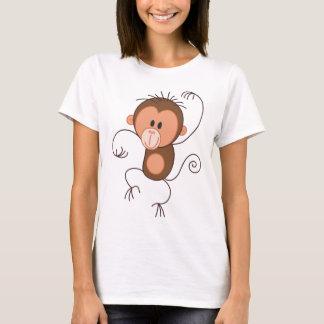 Cute Dancing Monkey T-Shirt