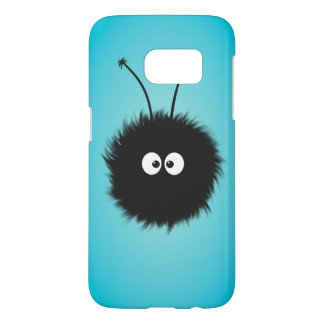 Cute Dazzled Bug Blue Samsung Galaxy S7 Case