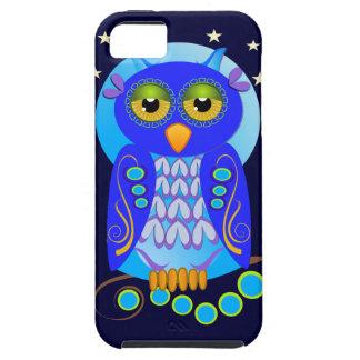 Cute Decorative Owl iPhone 5 Cases