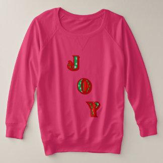 Cute Decorative Spread Christmas Joy Sweatshirt