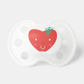Cute design : Manga heart Pacifier