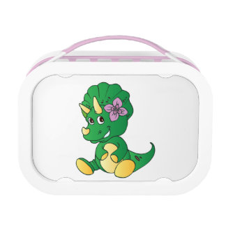 Cute Dinasour Lunch Boxes