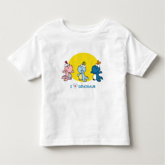Cute Dino T-shirt for kids