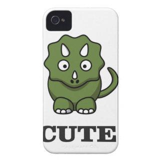cute dinosaur art iPhone 4 Case-Mate cases