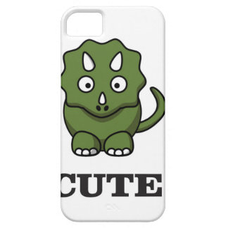 cute dinosaur art iPhone 5 cases