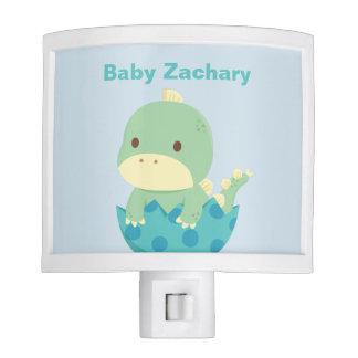 Cute Dinosaur Baby Nursery Room Decor Night Light
