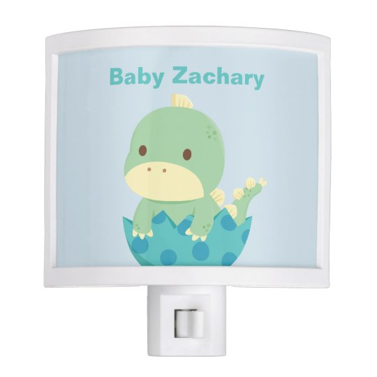 Cute Dinosaur Baby Nursery Room Decor Night Light