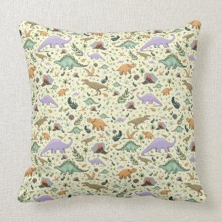 Cute Dinosaur Cushion