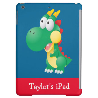 Cute Dinosaur Custom Kid's Case For iPad Air