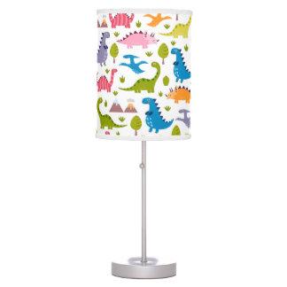 Cute Dinosaur Lamp