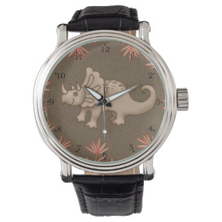 Cute Dinosaur Watch