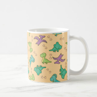 Cute Dinosaurs Coffee Mug