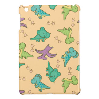 Cute Dinosaurs iPad Mini Case