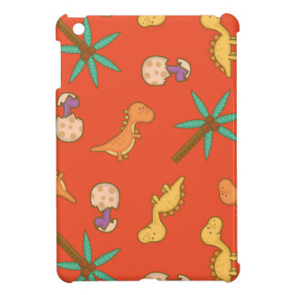 Cute Dinosaurs iPad Mini Cover