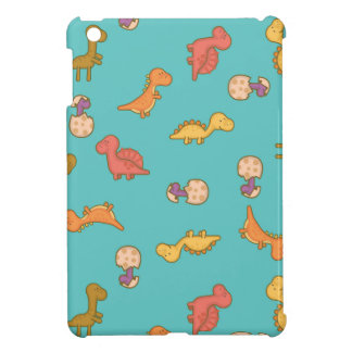 Cute Dinosaurs iPad Mini Covers
